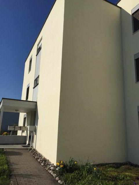 NACHHER - Fassadenreinigung - stc umwelt ag