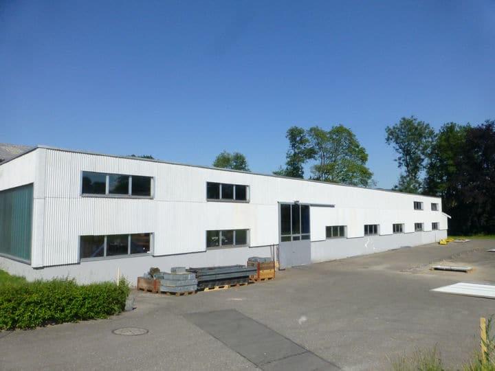 NACHHER - Fassadenreinigung Industriegebäude - stc umwelt ag